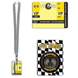 25 Racing Pit Pass