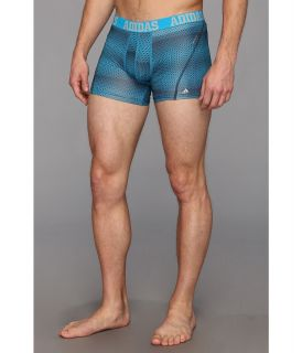 adidas ClimaCool Graphic Trunk Mens Underwear (Blue)