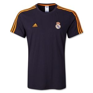 adidas Real Madrid Core T Shirt 2