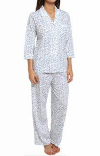 Eileen West 5714572 Perfect Verse PJ Set