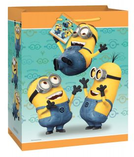Despicable Me 2   Large Gift Bag
