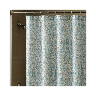 Croscill Classics Grayson Shower Curtain, Blue