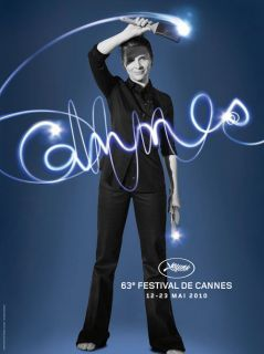 CANNES Film Festival 2010 Large Poster (French Rolled)