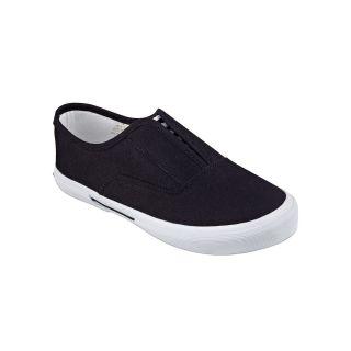 LIZ CLAIBORNE Sallie Slip On Shoes, Black, Womens