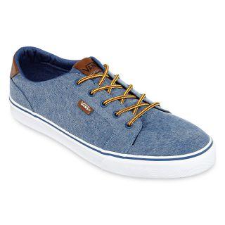 Vans Bishop Mens Skate Shoes, White