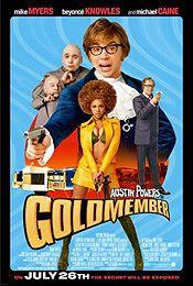 Goldmember (Regular) Movie Poster