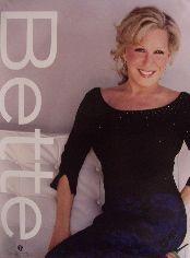 Bette Midler (Special Promo Poster)