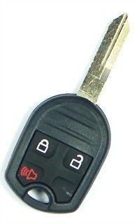 2010 Lincoln MKX Keyless Entry Remote / key 3 button