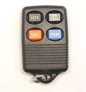 1996 Ford Thunderbird Keyless Entry Remote