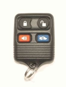 1997 Lincoln Town Car Keyless Entry Remote