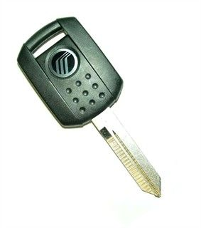 2006 Mercury Montego transponder key blank