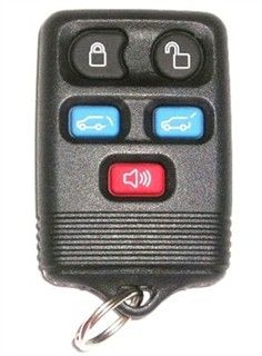 2008 Lincoln Navigator Keyless Entry Remote w/ liftgate   Used