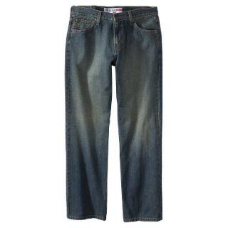 Denizen Mens Straight Fit Jeans 36x34