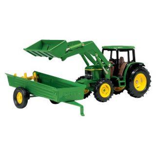 John Deere Tractor Set 6210