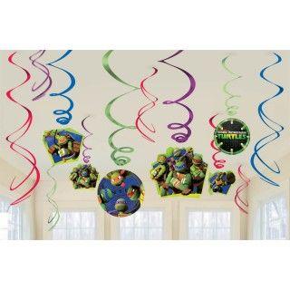 Teenage Mutant Ninja Turtles Swirl Value Pack