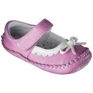Infant Girls Genuine Kids from OshKosh Alaina Mary Jane Shoes   Pink 4