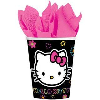 Hello Kitty Tween 9 oz. Paper Cups
