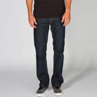 Regulars Ii Mens Slim Jeans Dark Indigo In Sizes 28, 31, 32, 29, 30, 33, 3