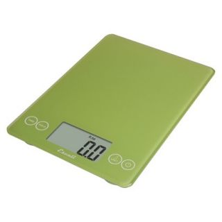 Escali Arti Digital Scale   Green