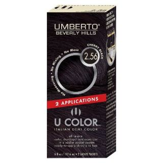 Umberto Beverly Hills U Color Italian Demi Hair Color Cherry Black 2 ...