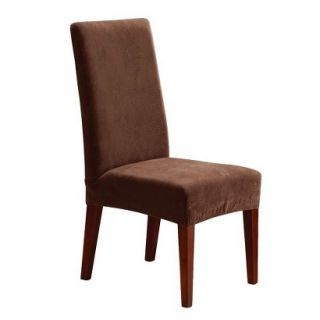 Matelasse Damask Dining Room Chair Slipcover  Sure Fit