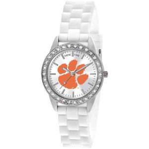 Clemson Tigers Game Time Pro Womens Frost Watch
