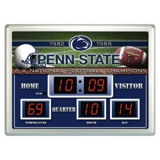 Team Sports America Penn State Scoreboard Clock
