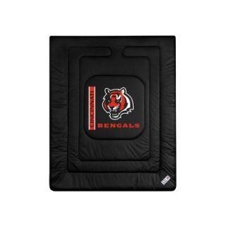 Cincinnati Bengals Comforter   Full/ Queen