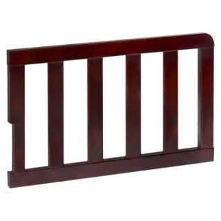 Delta Toddler Bed Guardrail for 5th Avenue 4 in 1 Convertible Crib   Espresso