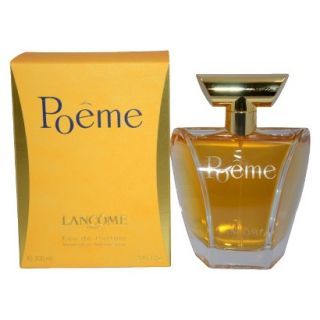 Womens Poeme by Lancome Eau de Parfum Spray   3.4 oz