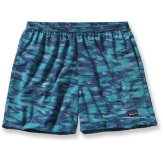Patagonia Baggie Shorts  Mens,  GLASS Blue/KASIH IKAT,  XL