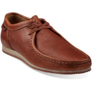 Clarks Wallabee Run Shoes  Mens,  TAN LEATHER,  9.5