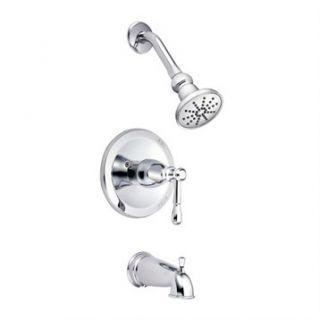Danze Eastham Trim Only Single Handle Tub & Shower Faucet   Chrome