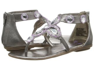 Kenneth Cole Reaction Kids Line Of Bright Girls Shoes (Pewter)