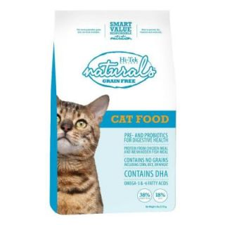 Hi Tek Rations Naturals Grain Free Dry Cat Food (6 lb. Bag) 38NGFCAT6