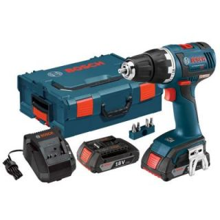 Bosch 18 Volt EC Brushless Compact Tough 1/2 in. Drill/Driver DDS182 02L