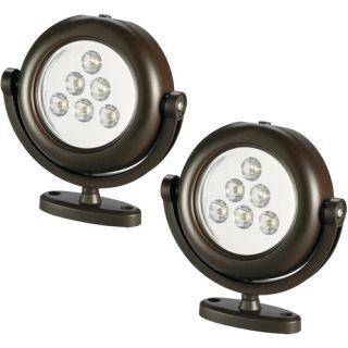 Purchase the Westinghouse Outdoor Puck Lights Set for less at. Save money. Live better.