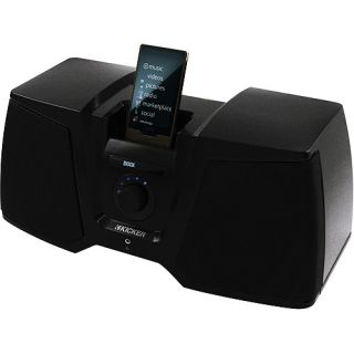 Kicker 09ZK350 zKICK Microsoft Zune Digital Stereo System