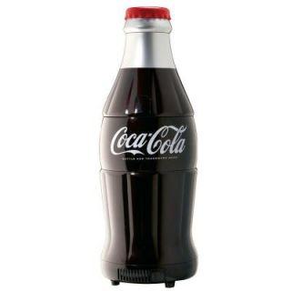 Koolatron Coca Cola Bottle Fridge BC 10G