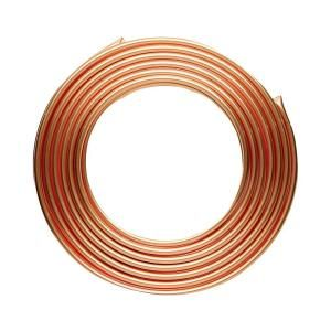Cerro 1/4 in. X 20 ft. Copper Utility Type Coil PCLE 250U020