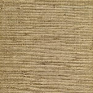 The Wallpaper Company 8 in. x 10 in. Taupe Textured Grasscloth Wallpaper Sample DISCONTINUED WC1284519S