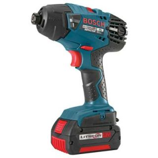 Bosch 18 Volt Impact Drill/Driver Bare Tool with L Boxx 2 26618BL