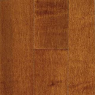 Bruce Natural Reflections Cinnamon Maple Solid Hardwood Flooring   5 in. x 7 in. Take Home Sample BR 667244