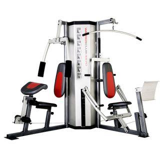 Weider Club 4870 Weight Stack and Rack Home Gym Set UNASSIGNED SHELF