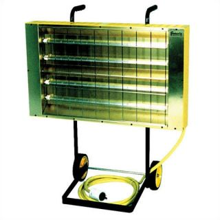 Fostoria Suspended / Portable Quartz Infrared Heater Heating, Cooling, & Air Quality