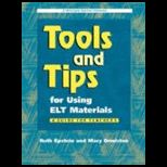 Tools and Tips for Using ELT Materials