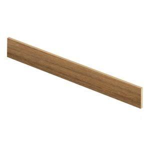 Cap A Tread Limed Oak 47 in. Length x 1/2 in. Depth x 7 3/8 in. Height Vinyl Riser 017073577