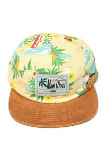 DGK Hat Maui Wowi Pineapple