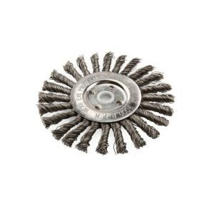 Lincoln Electric 6 in. Knotted Wire Wheel Brush KH307
