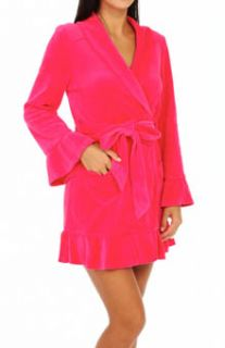 Juicy Couture 9JMS1674 Velour Robe
